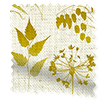 Meadow Ochre Curtains swatch image
