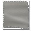 Metropolis PVC Blackout Pewter Roller Blind sample image
