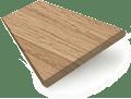 Metropolitan Classic Oak Wooden Blind - 50mm Slat slat image