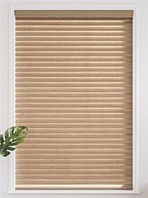 Metropolitan Classic Oak Wooden Blind thumbnail image