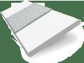 Metropolitan Snow & Stone Wooden Blind - 50mm Slat sample image