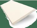 Metropolitan Vanilla Wooden Blind - 50mm Slat slat image