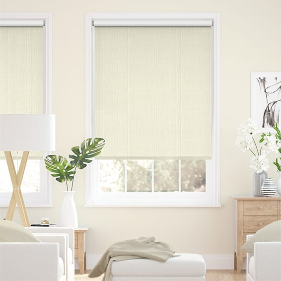 Moda Blackout Cream Roller Blind
