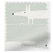 Mr Fox Mini Slate Roller Blind slat image