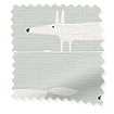 Mr Fox Mini Slate Roman Blind slat image