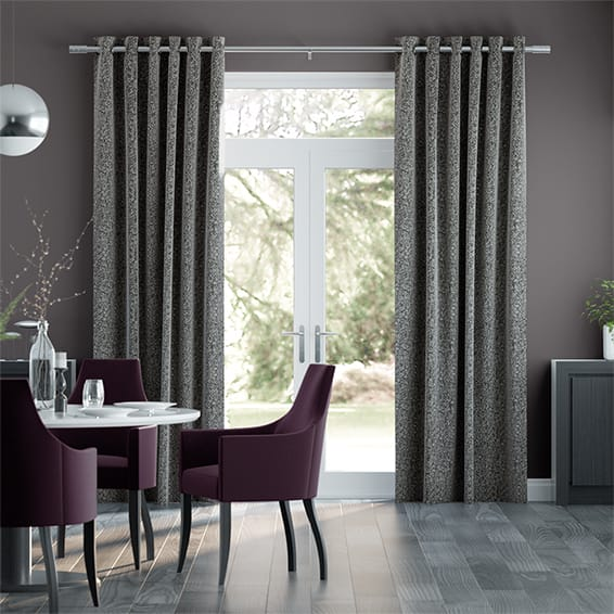 Nashorn Pewter Curtains