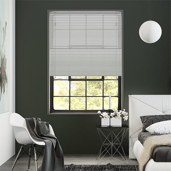 Night & Day Duo Simply Grey Thermal Blind