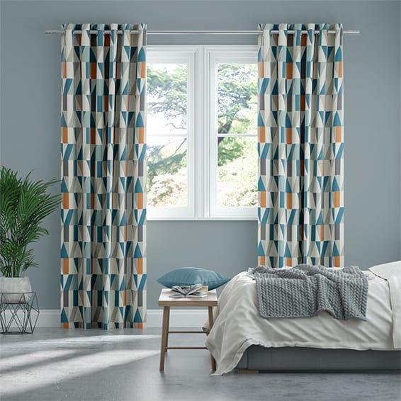 Nuevo Sapphire Curtains