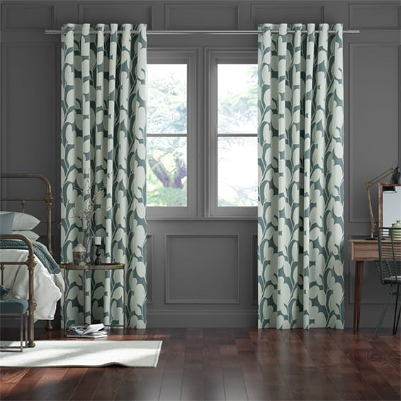 Ocotillo Denim Curtains
