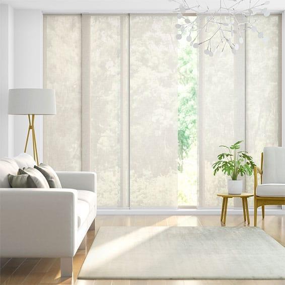 Oculus Linen Panel Blind