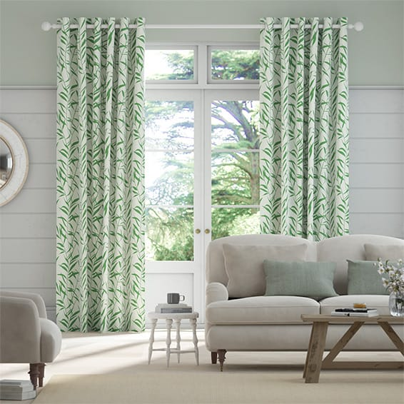 Olmeca Eucalyptus Curtains