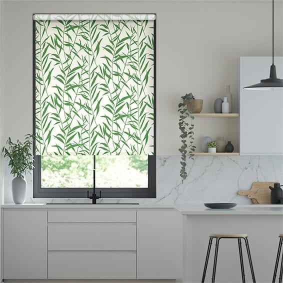 Olmeca Eucalyptus Roller Blind