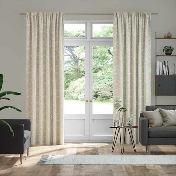 Olmeca Linen  Curtains