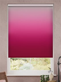 Ombre Fuchsia Roller Blind thumbnail image