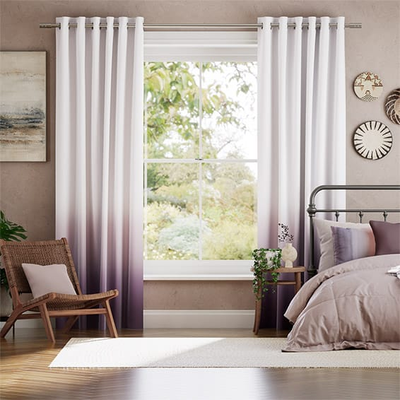 Ombre Heather  Curtains
