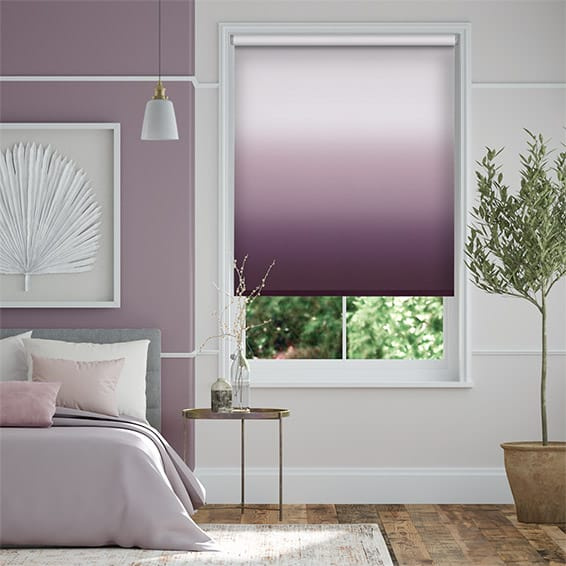 Ombre Heather  Roller Blind
