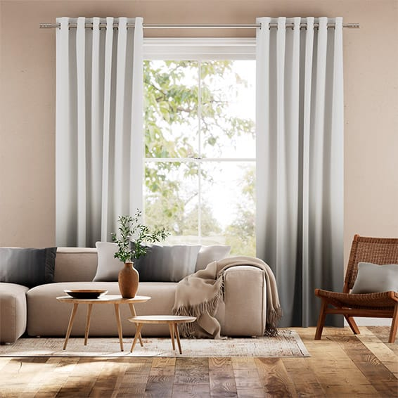 Ombre Storm Curtains