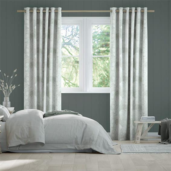 Operetta Silver Curtains