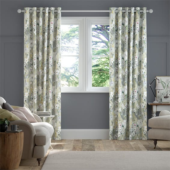 Orchid Lace Curtains