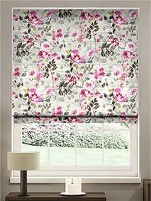 Paeonia Rose Roman Blind thumbnail image