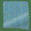 Choices Paleo Linen Delft Blue Roller Blind sample image