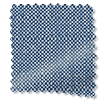 Wave Paleo Linen Persian Blue swatch image