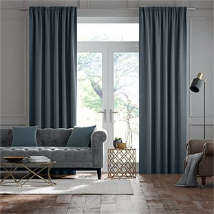 Paleo Linen Smoky Blue thumbnail image