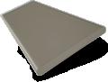 Pebble Grey Wooden Blind - 50mm Slat sample image