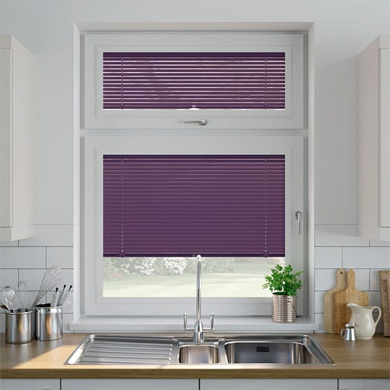 Purple Sunset PerfectFIT Venetian Blind
