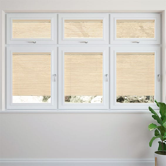 Woodgrain Maple PerfectFIT Venetian Blind