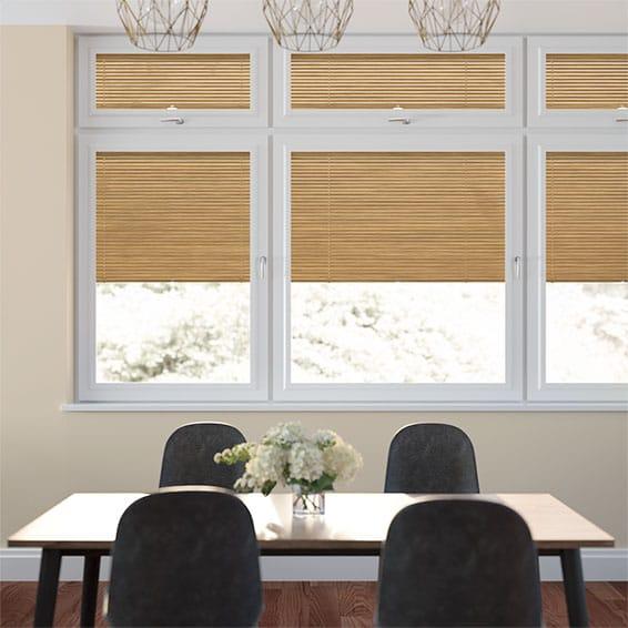 Woodgrain Oak PerfectFIT Venetian Blind