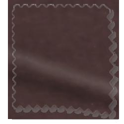 Plush Velvet Acai Roman Blind swatch image