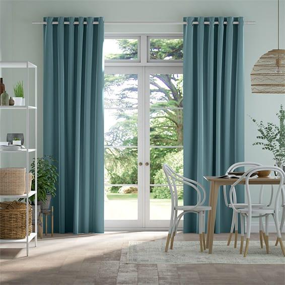 Plush Velvet Riviera Curtains