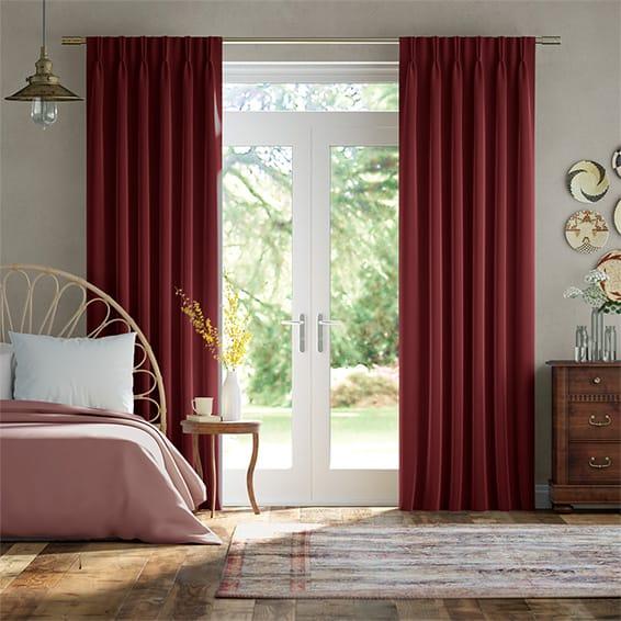 Plush Velvet Shiraz Curtains