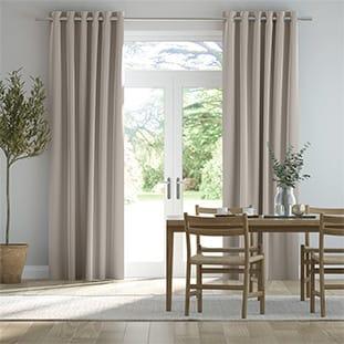 Plush Velvet Stone Curtains thumbnail image