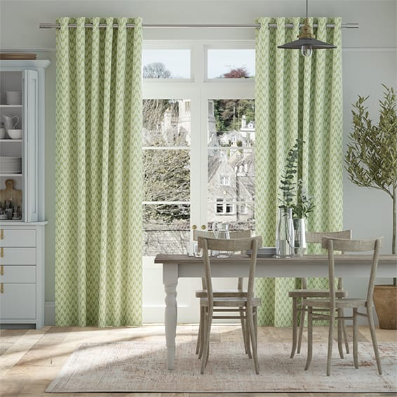 Poacea Kiwi Curtains