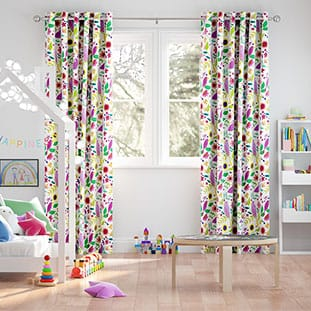 Polly & Friends Berry Curtains thumbnail image