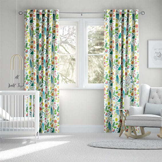 Polly & Friends Tropical Curtains