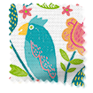 Polly & Friends Tropical Curtains sample image