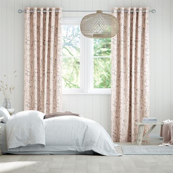 Prairie Blush Curtains