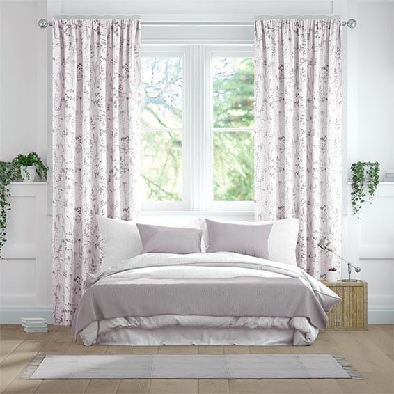 Prairie Heather Curtains