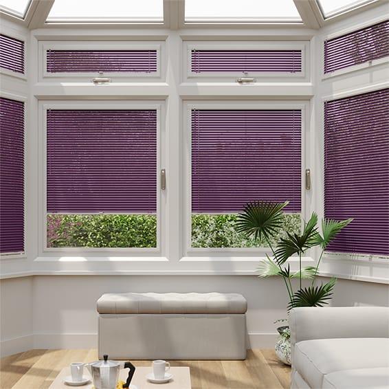 Purple Sunset PerfectFIT Venetian Blind