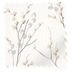 Pussy Willow Dove Grey Roman Blind swatch image
