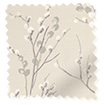 Pussy Willow Natural Roman Blind swatch image