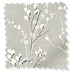Pussy Willow Steel Roman Blind swatch image