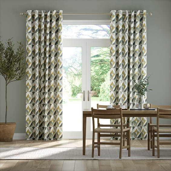 Quadro Linden Curtains