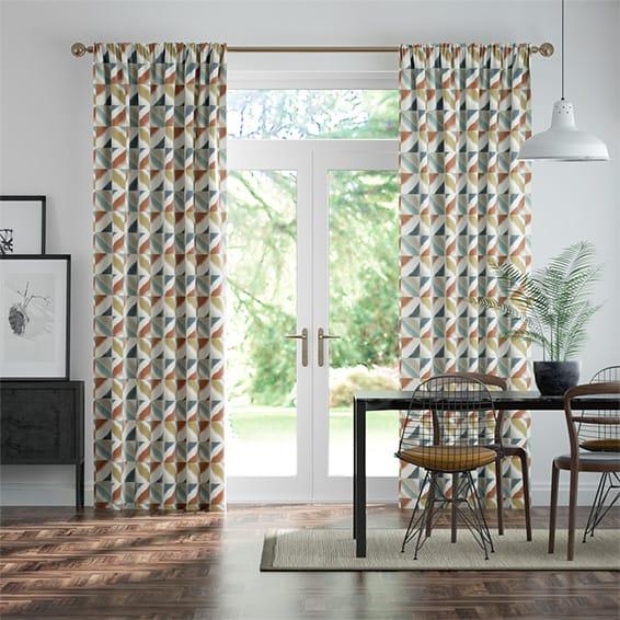 Quadro Sahara Curtains
