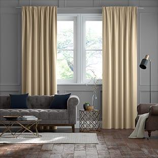 Real Silk Sand Curtains thumbnail image