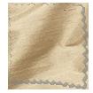Real Silk Sand Roman Blind swatch image