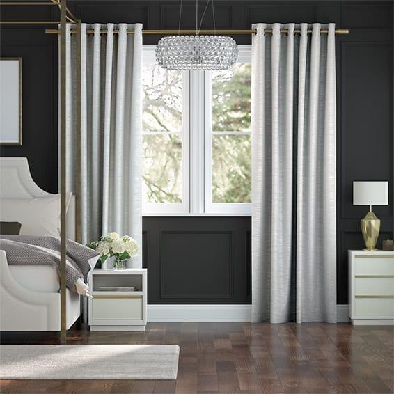 Real Silk Starlight Curtains